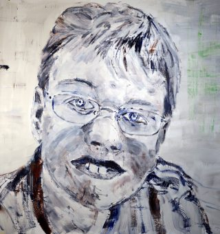 Oskar Stocker Portrait: Einzigartig Child Mathias